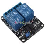 Relay Module 2-Channel 5V for Arduino