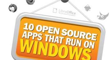 10 Open Source Apps That Run On Windows