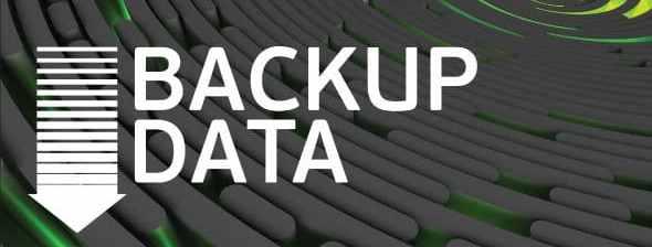 Data Backup Visual