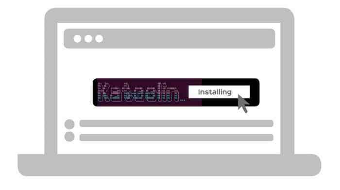 Installing Linux Katoolin