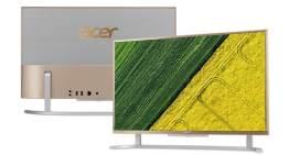 Acer Aspire C Series brings Linux to all-in-one desktops