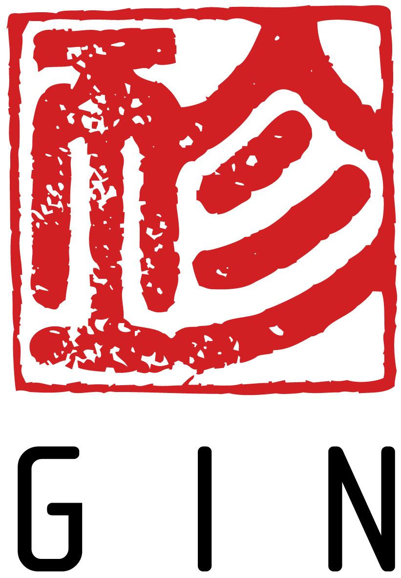 Logo GIN vertical