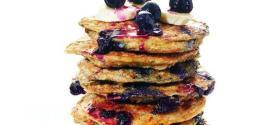 Hot Cakes de proteína, para un desayuno muy saludable