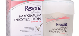 Rexona Maximum Protection, un nuevo antitranspirante
