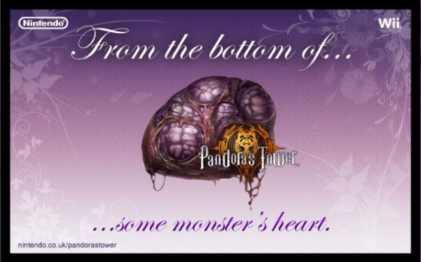 Pandora's Tower- From the bottom of my heart