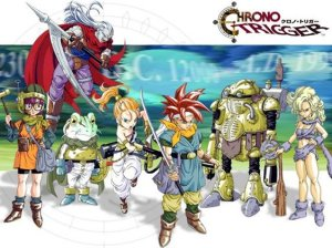 Chrono Trigger—Group shot