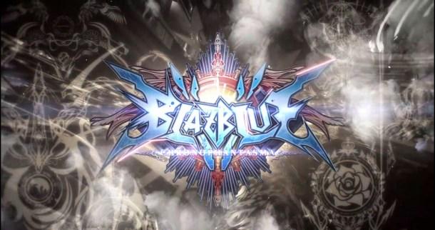 BlazBlue: Chrono Phantasma logo
