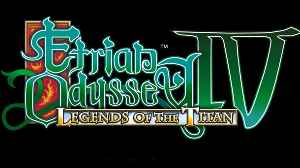 Etrian Odyssey IV: Legends of the Titan