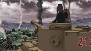 Girls und Panzer Maho