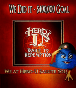 Crowd Funding Hero-U