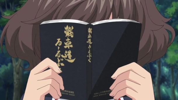 Girls und Panzer Rule Book