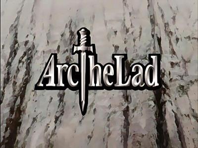 Publisher Monkey Paw - Arc the Lad Logo