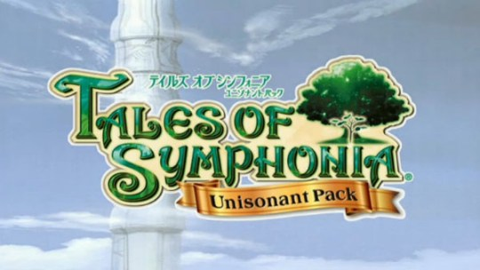 Tales of Symphonia Unisonant Pack Logo | OpRainfall