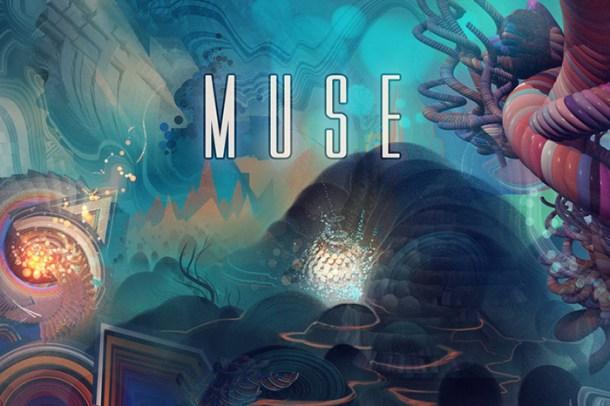 Muse - Alternate Postcard
