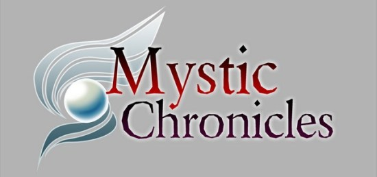 Mystic Chronicles - Logo | oprainfall
