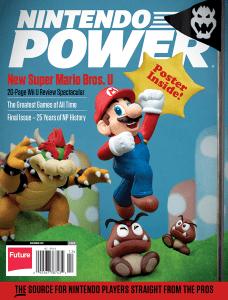 Nintendo Power - oprainfall