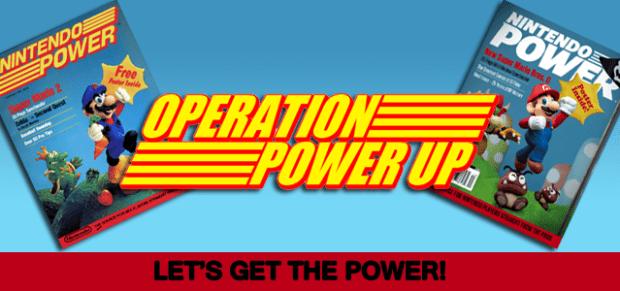 Operation Power Up - oprainfall