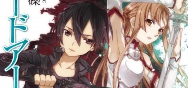 Sword Art Online Light Novel / Yen Press - oprainfall