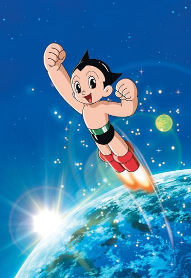 Publisher Nozomi Entertainment - Astro Boy