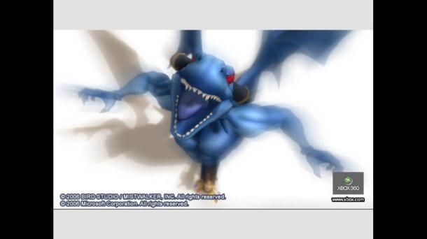 Blue Dragon | Shadow