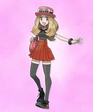 Pokémon X | Girl