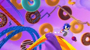 Sonic Lost World - Dessert is Ruined | oprainfall