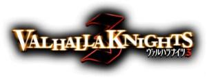 Valhalla Knights 3 | Logo