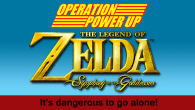 Operation Power Up makes an appearance at Symphony of the Goddesses - Second Quest.