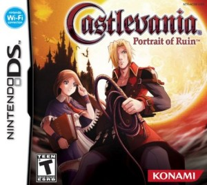 Castlevania: Portrait of Ruin | Cover Art