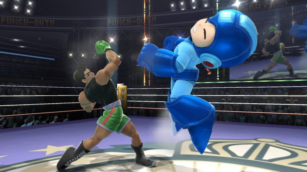 Little Mac vs. Mega Man - Smashing Saturdays | oprainfall