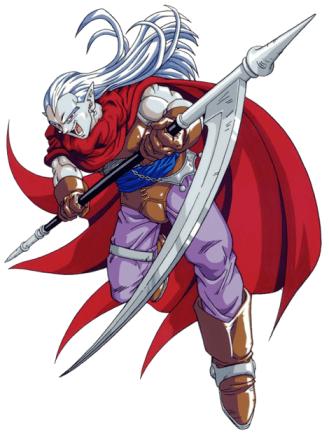 Chrono Trigger—Magus