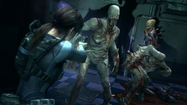 Resident Evil: Revelations | Ooze Monsters