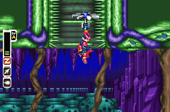 Mega Man Zero 4 | Helicopter Hang