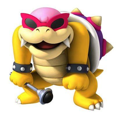 Mario Kart 8 - Roy | oprainfall