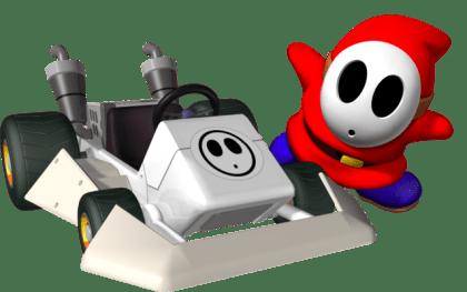 Mario Kart 8 - Shy Guy | oprainfall