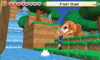 Harvest Moon: The Lost Valley | Fishing