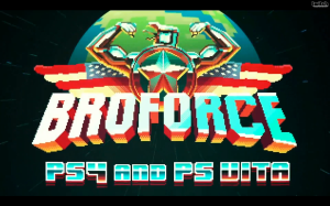 E3 2014 Sony Conference - Broforce