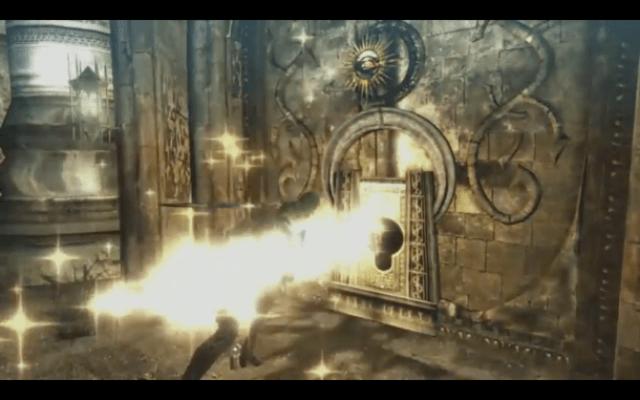 Bayonetta 2 - Zelda key