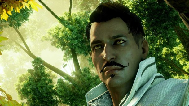 Dragon Age: Inquisition - Dorian | oprainfall