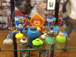 Dragon Quest figurines