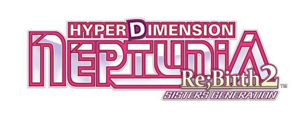 Neptunia ReBirth2 Logo