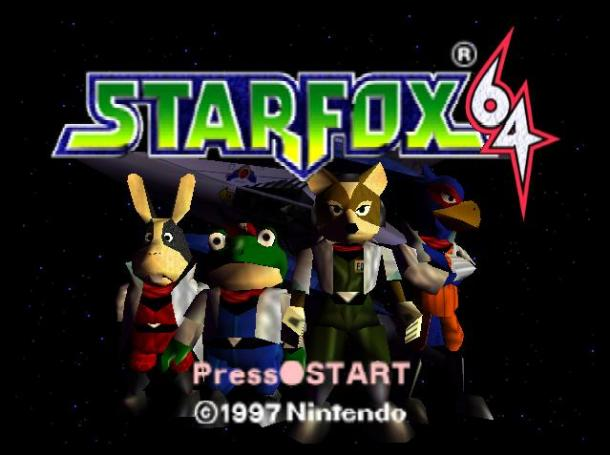 Club Nintendo - Star Fox 64 | oprainfall