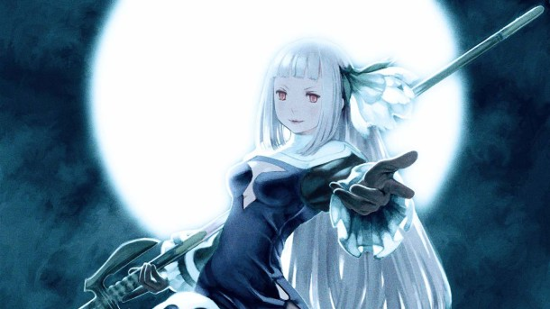 Promo Art for Magnolia, Bravely Second