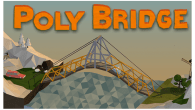 Today, we take a look at the Early Access indie bridge building game, Poly Bridge, with its fun gameplay and Steam Workshop support.
