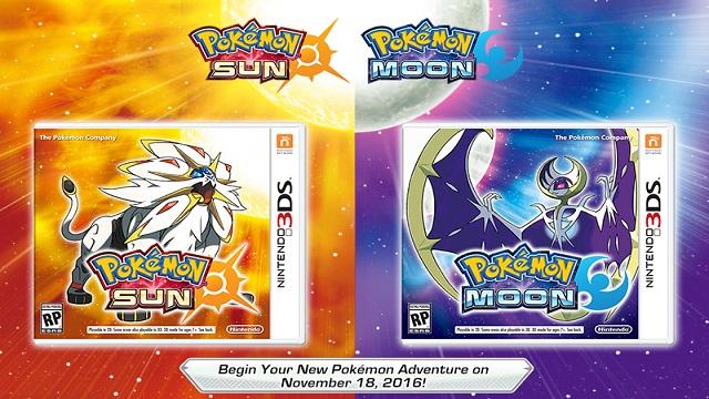 Pokemon Sun / Moon - GameSpot
