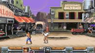 A Wild West Shooter that lets be blow away giant robots with Gattling guns? Yes Please!