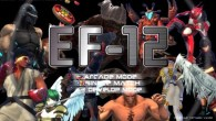 The fully moddable, 3D fighting game, EF-12, has finally released on Steam.