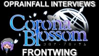 We conclude our extensive interview about Frontwing's Corona Blossom by talking about one of the most important parts of a VN. The Characters!