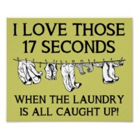 5 Tips to Keep the Laundry Caught Up