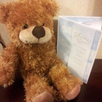Potpourri Bear: A Miscarried Baby Memorial